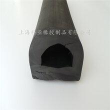 橡胶D型密封条三元乙丙车船密封条工程隧道密封条图片