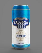 山东德州克代尔萨罗娜自酿啤酒