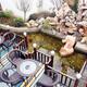 别墅鱼池水处理图