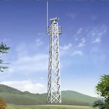 锦州避雷针塔厂家报价新天翔铁塔