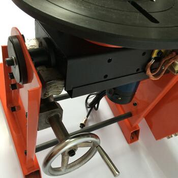 天津明行数控变位机300公斤焊接变位机法兰销售焊接辅具哪家强