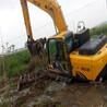 德惠水上挖掘机租赁