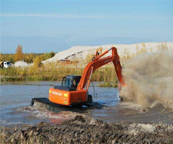大同湿地挖掘机租赁租赁价格