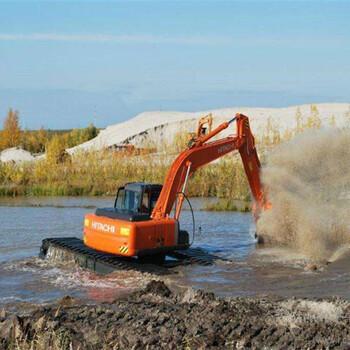 四会湿地挖掘机租赁是怎样收费的