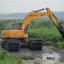 隴南濕地挖掘機租賃貴嗎