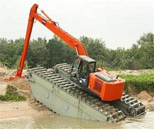 重庆水路挖掘机租赁一天多少钱