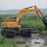 湿地挖掘机租赁