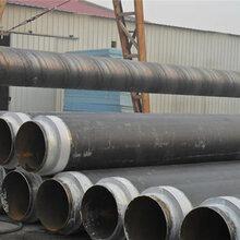 西峡预制直埋聚氨酯保温管厂家报价图片