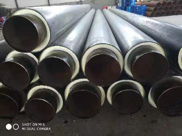 崇礼聚氨酯玻璃钢保温管价格厂家服务好价格优