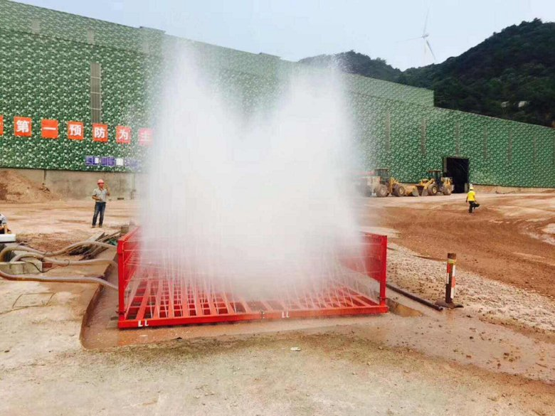 肇庆工地洗轮机专注行业数十年