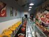 深圳厂家生产定制不锈钢回转火锅餐桌旋转麻辣烫设备小火锅设备