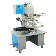 扇形自动机器曲面热转印机器全自动印刷设备塑料桶热转印机器图片