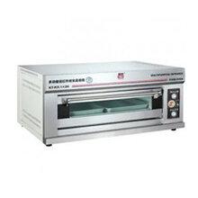 康庭一層兩盤電烤箱KT-KX-1X2H臺式電烤箱小型烤爐烘焙專用圖片