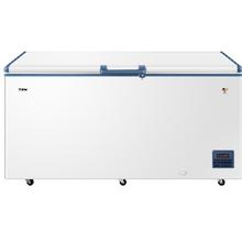 海尔451升超低温冷柜DW-BD55W451EU1商用卧式冰箱冷冻柜速冻柜