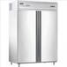 君諾大二門插盤式冰箱JN-G1150FL2雙門不銹鋼插盤烤盤柜風冷冷藏柜