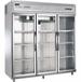 君諾三玻璃門展示冰箱三門冷藏展示柜立式食品保鮮柜JN-G1.8L3FTB