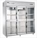 君諾JN-G1.8L6FTB六玻璃門冰箱六門冷藏冰箱立式保鮮展示柜商用廚房冷柜