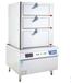 LIZE電磁蒸柜商用電磁三門海鮮蒸爐商用三門海鮮蒸柜