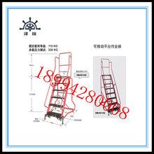 金锚AO21-104欧洲标准梯子铝合金梯子图片