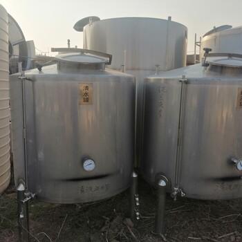南川十吨不锈钢储罐价格低廉图片1