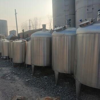 五十吨不锈钢储罐