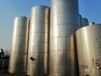 中卫十吨不锈钢储罐现货处理