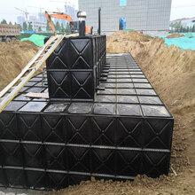 地埋式箱泵一体化消防泵站规格图片