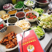 重庆哪里可以学习农村酒席坝坝席菜品技术培训制作方法图片