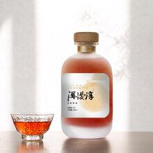果酒品牌命名、标志设计、包装设计、瓶型设计-再舍记品牌设计