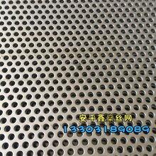 15mm孔5mm距镀锌冲孔板