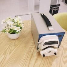 具有掉電記憶功能的青島路博LB-8000B便攜式水質采樣器圖片