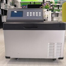 路博LB-8000D便攜水質采樣器銀川可移動水質采樣器現場使用圖片