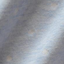 有机棉印花汗布吸湿透气柔软针织面料婴幼儿服装内衣睡衣面料图片