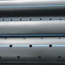 江苏气体收集PE打孔管热熔连接图片