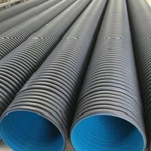 规范:宿州PE钢带增强波纹管严格按标准生产图片