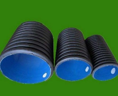 扬州知识:PE钢带增强波纹管重视生产环境