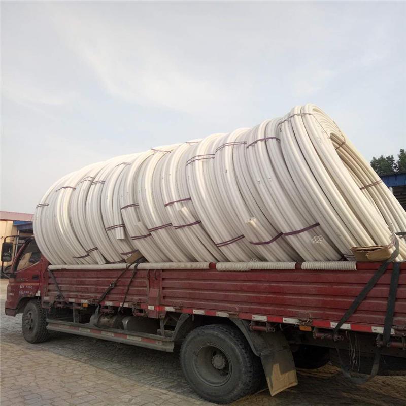 标准:临汾PVC梅花管市场需求量大