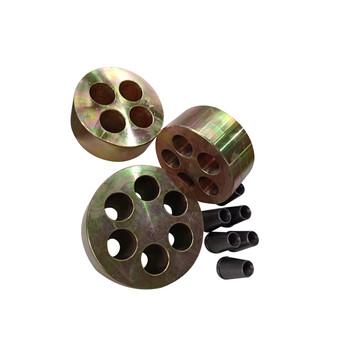 精工钢绞线矿用锚具KM22-1770四件套锚索45#碳钢螺旋筋
