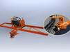 PBJ-2型鋼絲繩輸送帶電動剝皮機推薦江陰同心硫化機