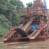 链斗式沙金船