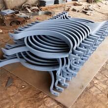 佰譽管道A9雙排螺栓管夾,A9-1管夾化工管道支吊架