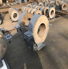 T型焊接隔熱管托,DN250隔熱管托,導向滑動管托,保冷導向支座