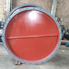 滄州佰譽DN800電動圓風門,多葉片鋼制圓風門風門