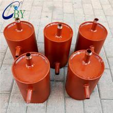 鄭州DN200不銹鋼集氣罐,臥式碳鋼集氣罐,佰譽集氣罐