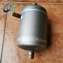 94K402-1集氣罐,DN200不銹鋼集氣罐,佰譽牌臥式集氣罐