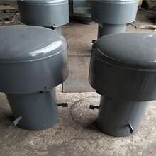 佰譽管道生產02S403-103罩型通氣帽,排污池用通氣彎管