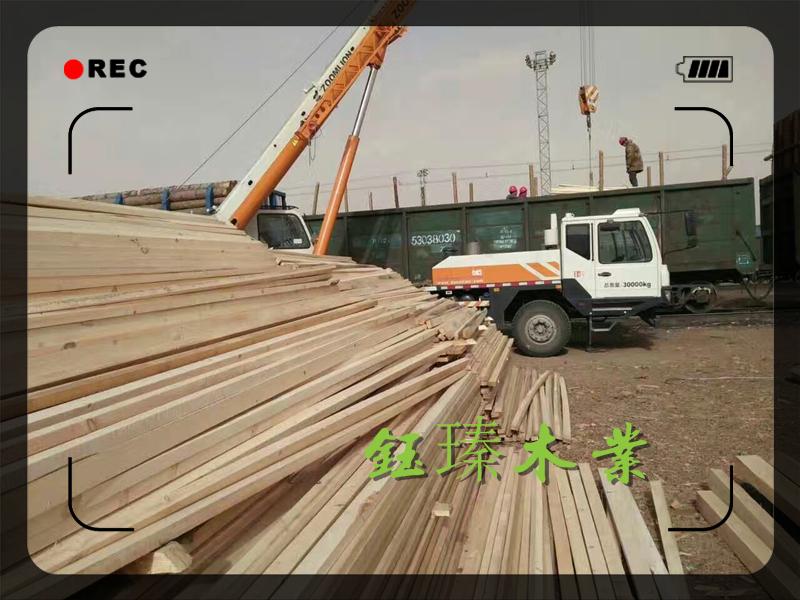 本溪市白松木方木材板材方木