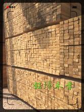 丹东白松木方木材板材方木供应商图片