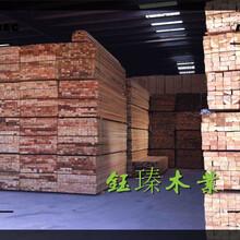 錦州鐵杉木方木材板材方木規格圖片