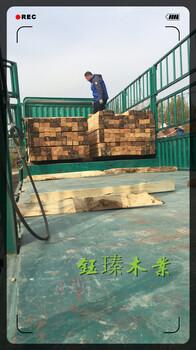 渭南花旗松方木供应商